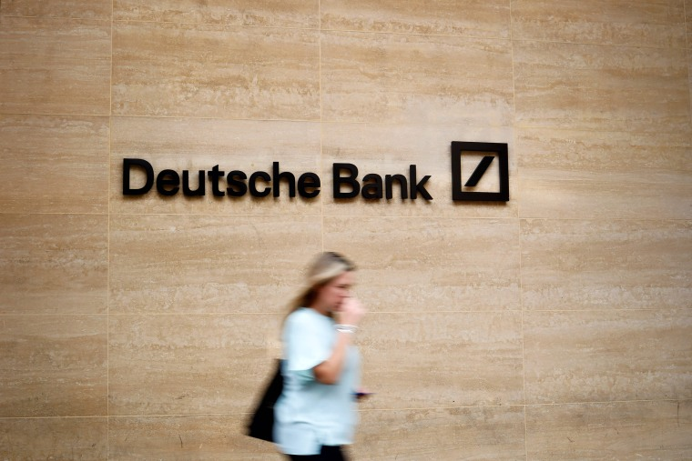 Image: The offices of Deutsche Bank in central London