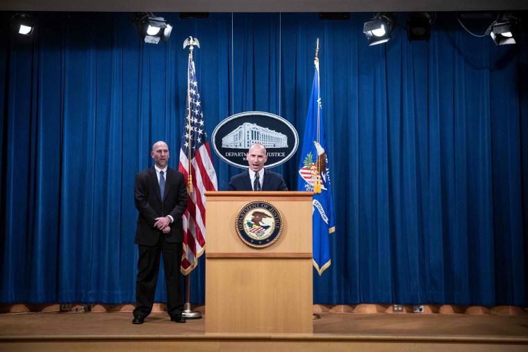 Image: US-POLITICS-JUSTICE