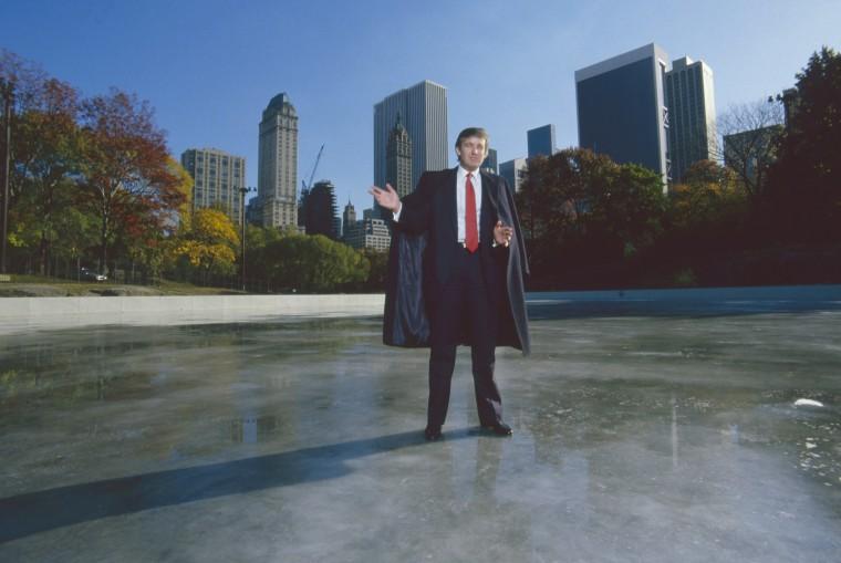 Trump On Ice
