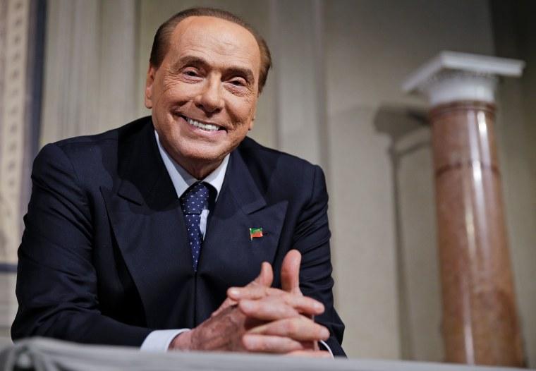 Image: Silvio Berlusconi