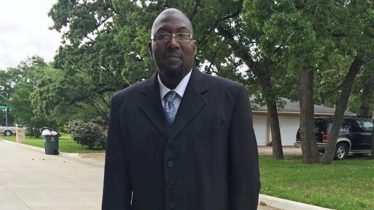 Patrick Warren was shot and killed by a Killeen, Texas police officer on Jan. 10, 2021.