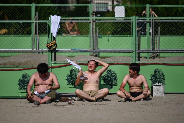 Image: Heatwave Japan