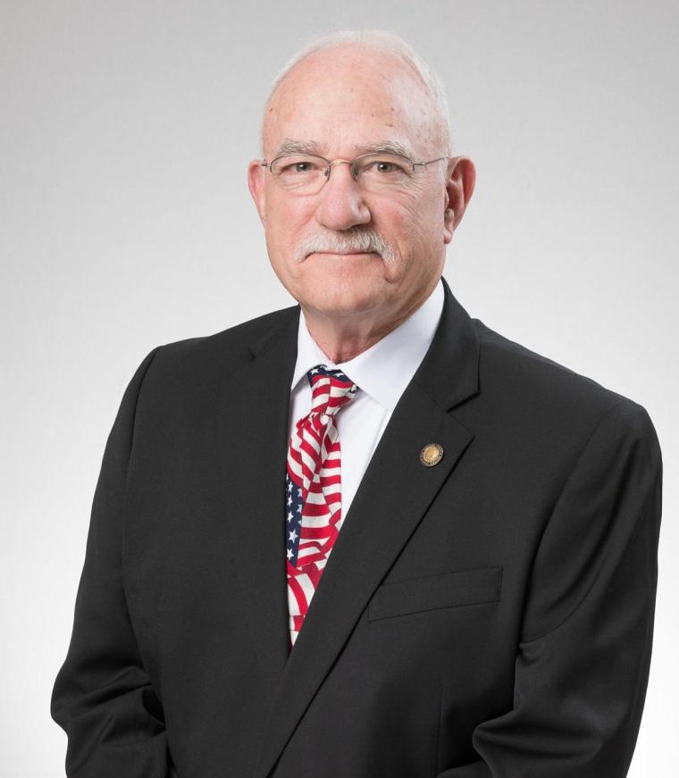 Montana Rep. John Fuller of Whitefish (R-HD8).