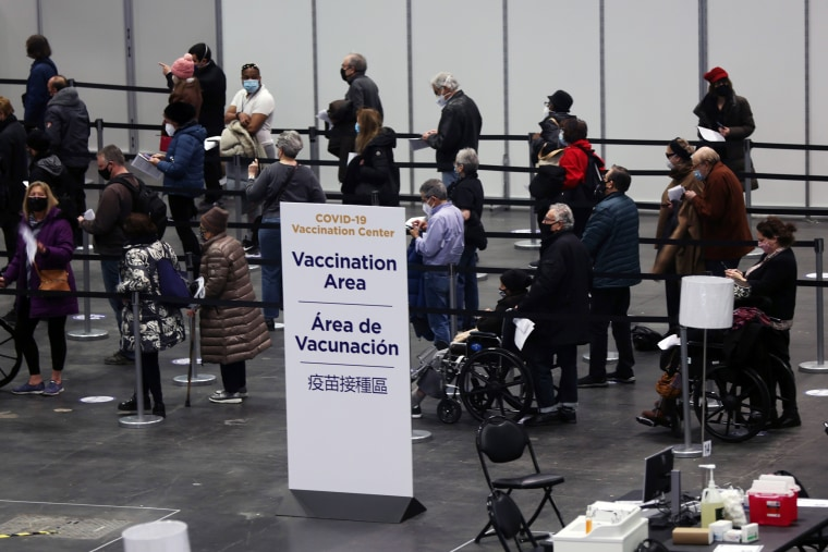 Supply shortages, registration issues: NYC struggles with vaccine  distribution