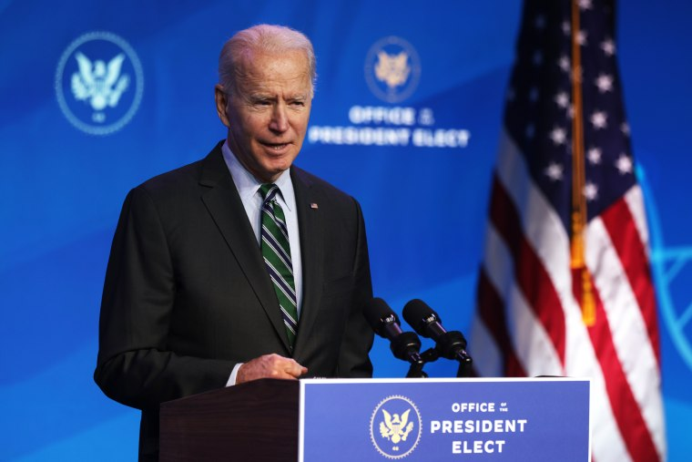 Image: President-Elect Biden Introduces Key Members Of Upcoming Science Team
