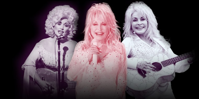 There's no shortage of reasons to love Dolly Parton.