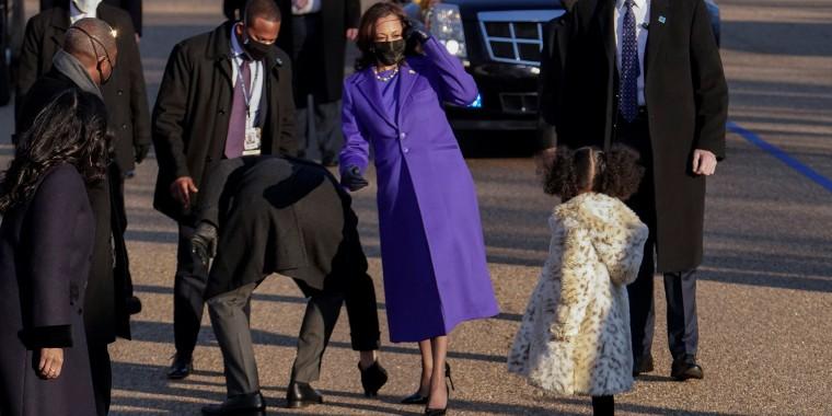 Image: Inauguration Day parade for U.S. President Joe Biden, in Washington