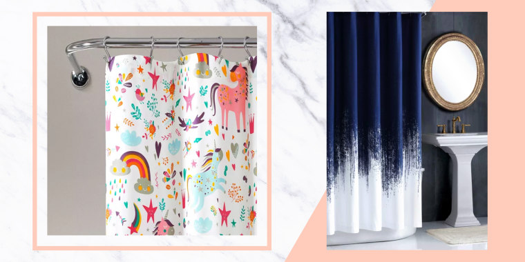 22 classic shower curtains that'll make you want to redo your bathroom