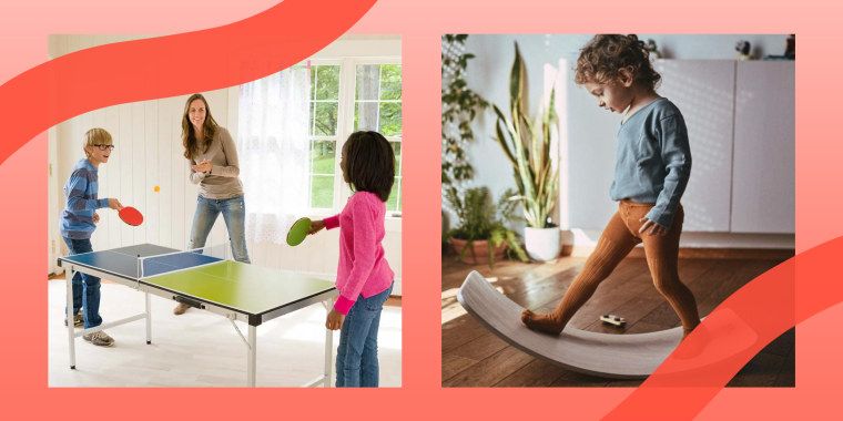 17 great toys to keep your kids active indoors