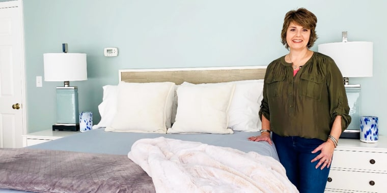 Jill Bauer sharing a round up of January bedding sales