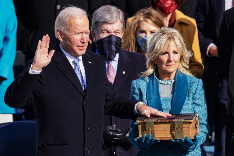 Corporate America lines up to praise Biden — and hopes to bend his ear