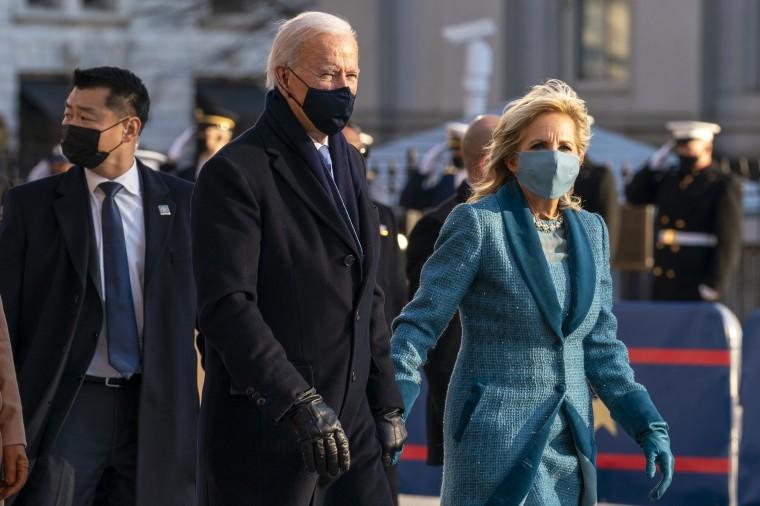 Image: Joe Biden, Jill Biden