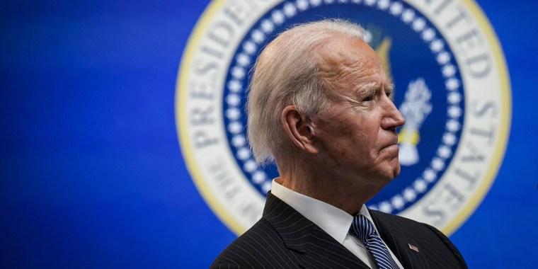 Image: President Biden Signs Executive Order After Delivering Remarks On American Manufacturing