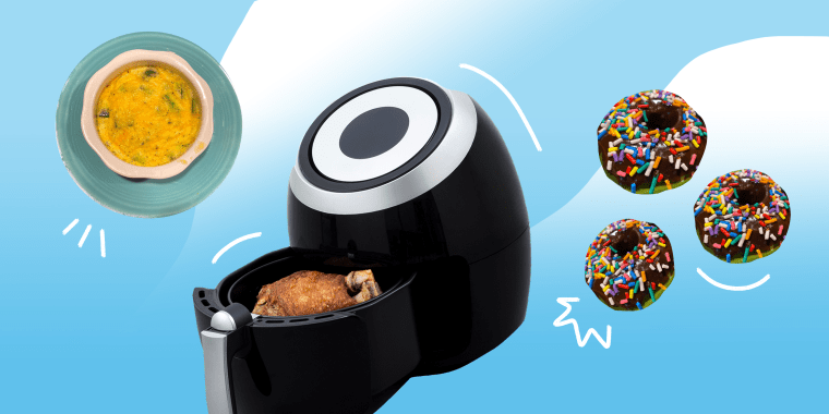 We made Reddit's 7 most popular air fryer breakfasts and they were super easy