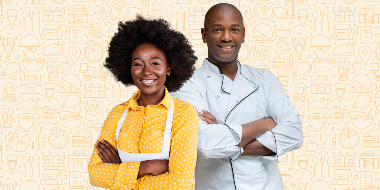 Taren Kinebrew and Means Cameron, both restaurant owners in Cincinnati, Ohio, both saw increases in business following the Black Lives Matter protests.