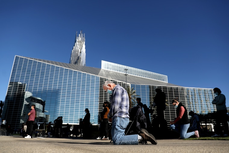 Christmas Mass will be celebrated outdoors at Christ Cathedral and also will be livestreamed
