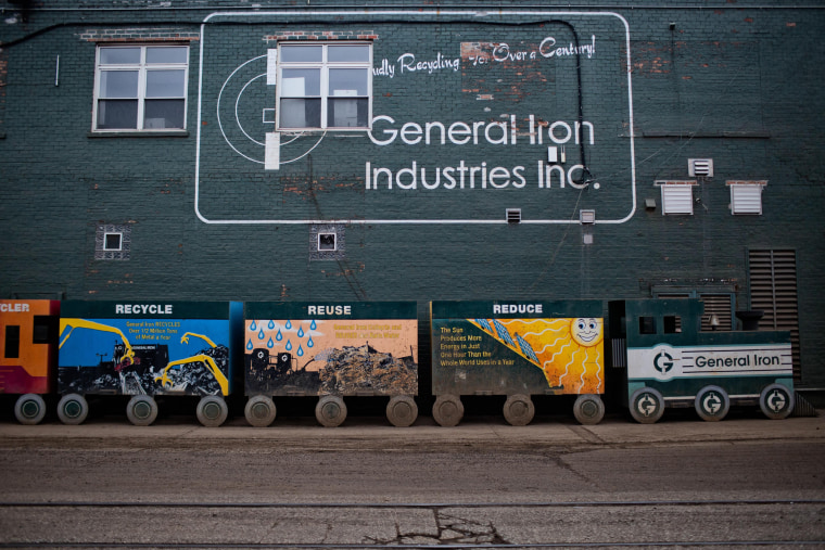 Image: General Iron Moves To the Southside of Chicago
