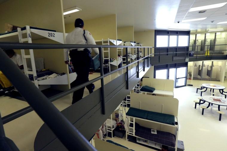 Image: Northwest Detention Center