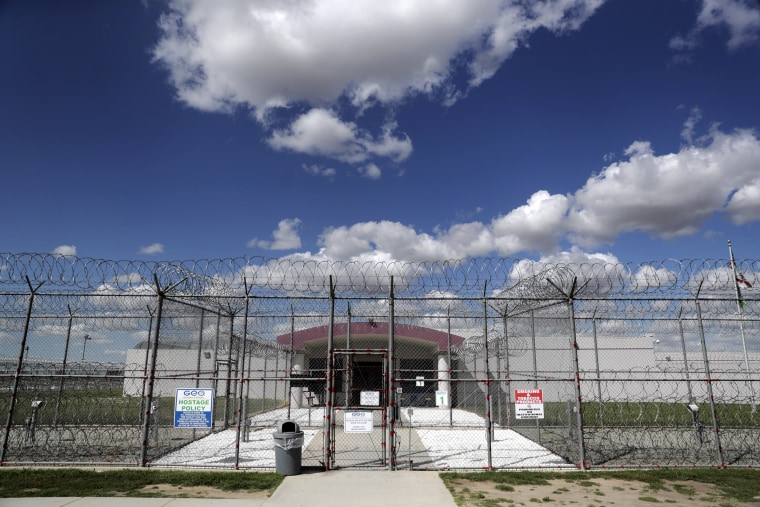 Image: Exterior of the Central Valley Modified Community Correctional Facility