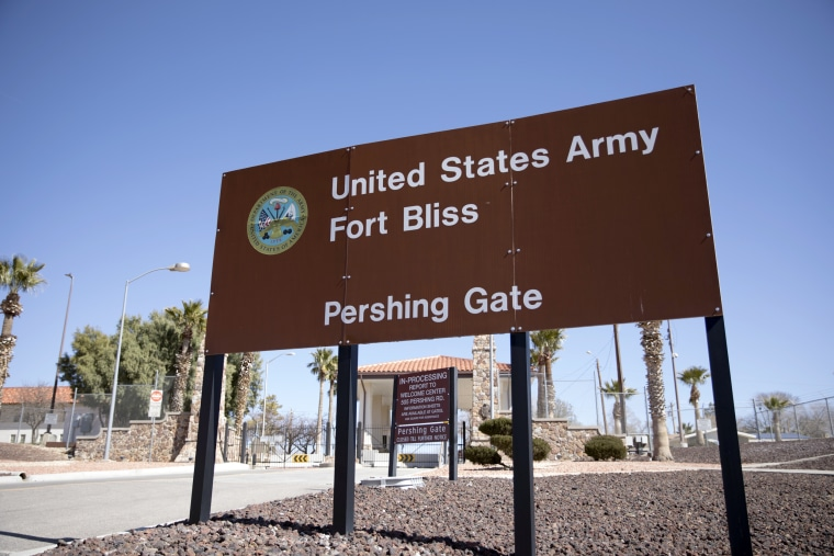 Image: Fort Bliss