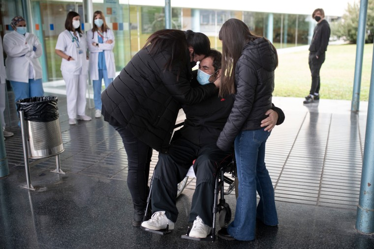 Image: *** BESTPIX *** SPAIN-HEALTH-VIRUS-HOSPITAL
