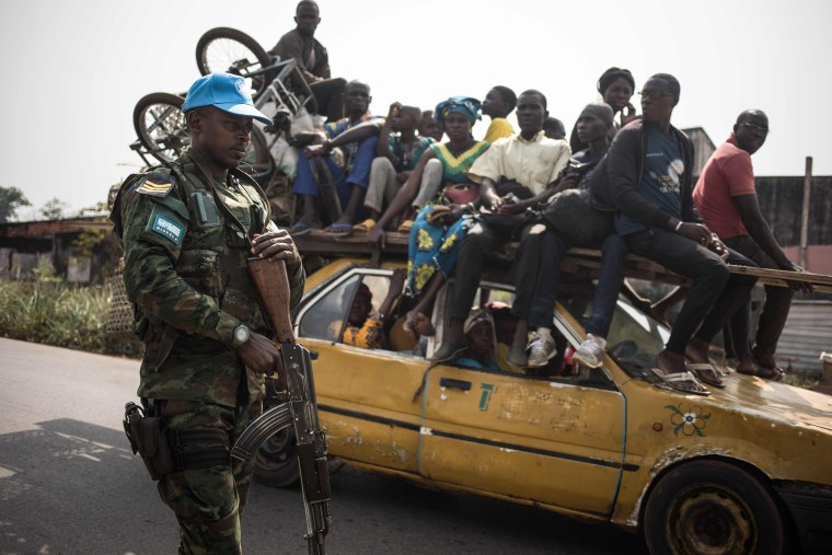 Image: TOPSHOT-CAFRICA-UN-CONFLICT
