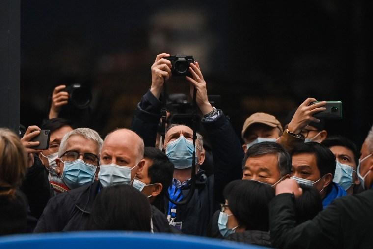 Image: CHINA-HEALTH-VIRUS
