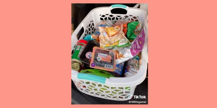 Save bags and time with this game-changing grocery hack.