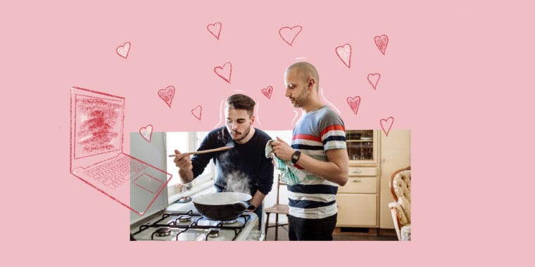 Chefs, restaurants and meal services are offering swoon-worthy ideas for a Valentine's Day night in this year.