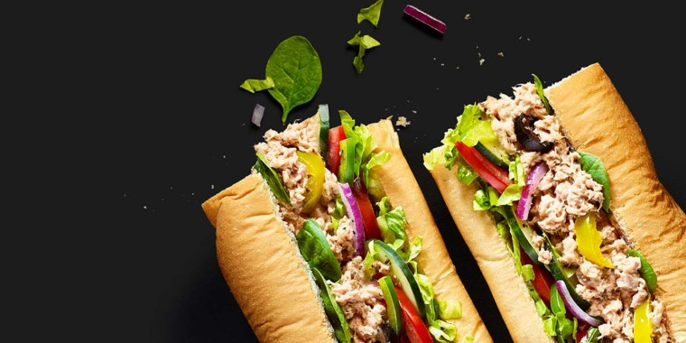 Subway had a creative response to a lawsuit about its tuna.