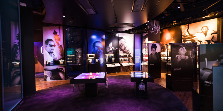 The galleries in the National Museum of African American Music in Nashville opened publicly over the weekend, chronicling Black musical traditions starting in the 1600s.