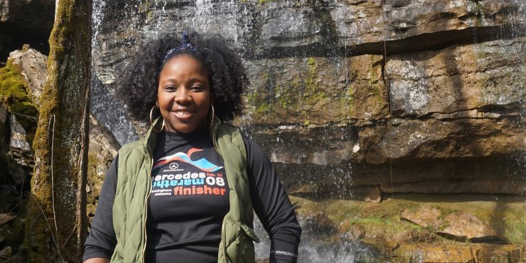 Zenovia Stephens co-founded Black Hikers Week and how she's changing her community