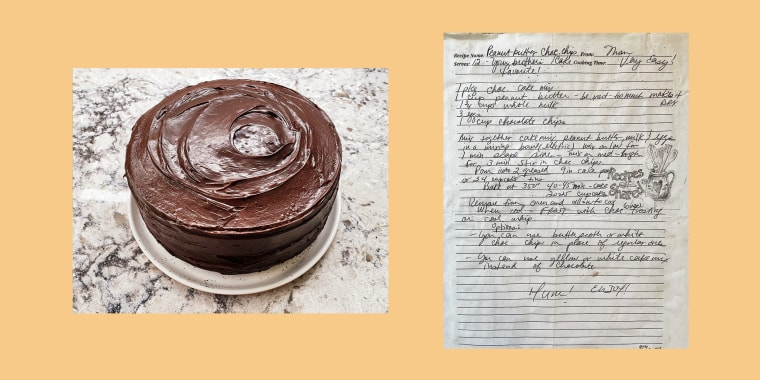 Never underestimate the power of boxed cake mix.