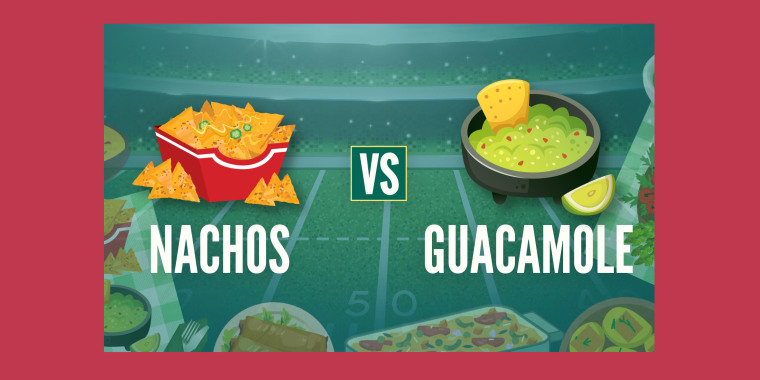 Are you Team Nachos or Team Guac?