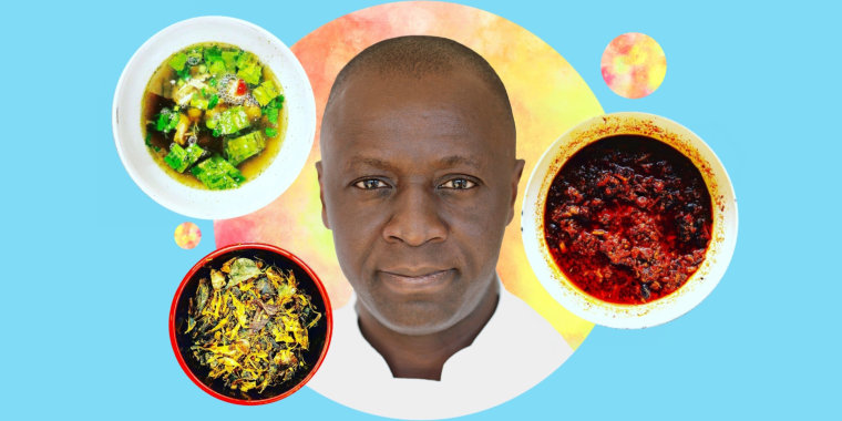 Dishes like egusi stew and suya pheasant have captured the imaginations of Shola Olunloyo's diners.