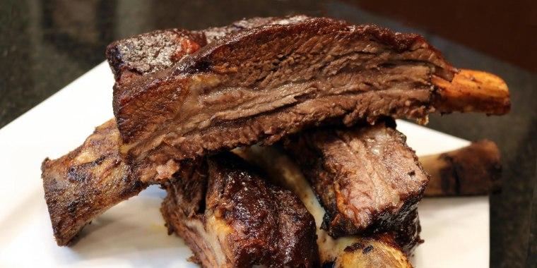 Big Game Beef Ribs