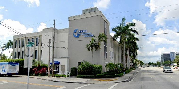 Leon Medical Centers in Miami.