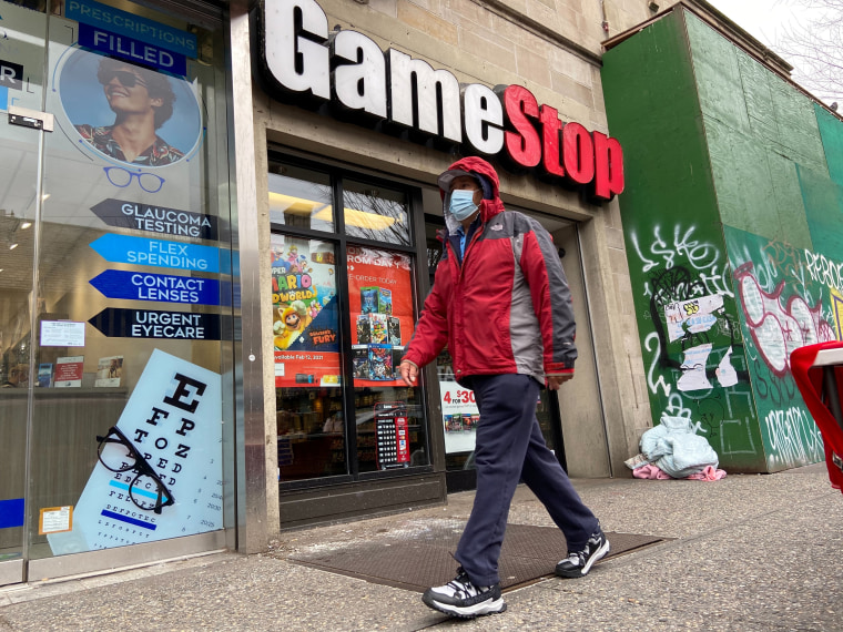 Image: GameStop store