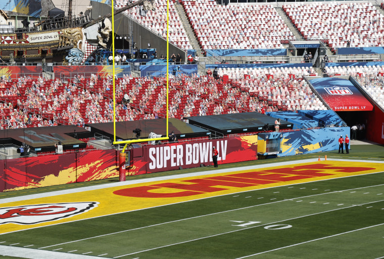 Image: NFL: Super Bowl LV-Kansas City Chiefs vs Tampa Bay Buccaneers