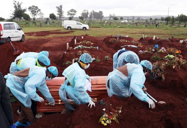 Image: FILE PHOTO: A nationwide coronavirus disease (COVID-19) lockdown, in South Africa
