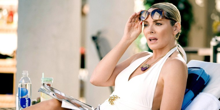 Image: KIM CATTRALL, SEX AND THE CITY, 2008