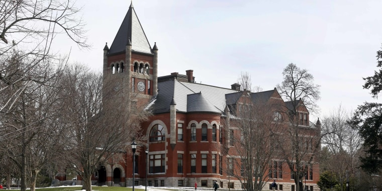 The University of New Hampshire announced the completion of an investigation into a faculty member who was accused of posing as a female immigrant online and posting offensive comments on social media.