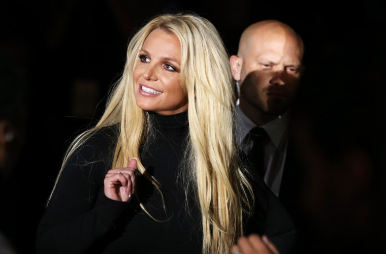 Image: Britney Spears Announces New Las Vegas Residency At Park Theater