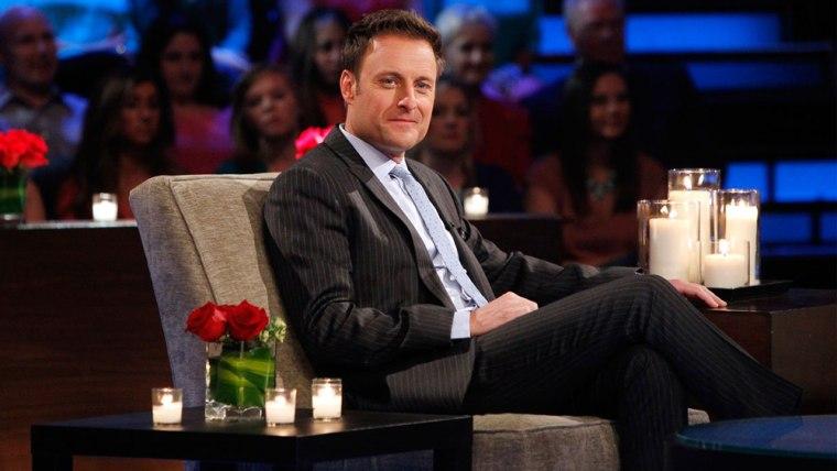 "Chris Harrison on \""The Bachelor.\"""