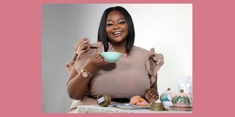 """""""This is not your grandmother's tea,"""" said LaRue 1680 founder Stephanie Synclair."""