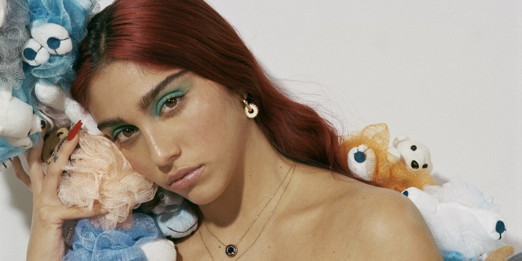 """Madonna's daughter Lourdes """"Lola"""" Leon scored modeling job as the new face of Marc Jacobs' spring 2021 campaign."""