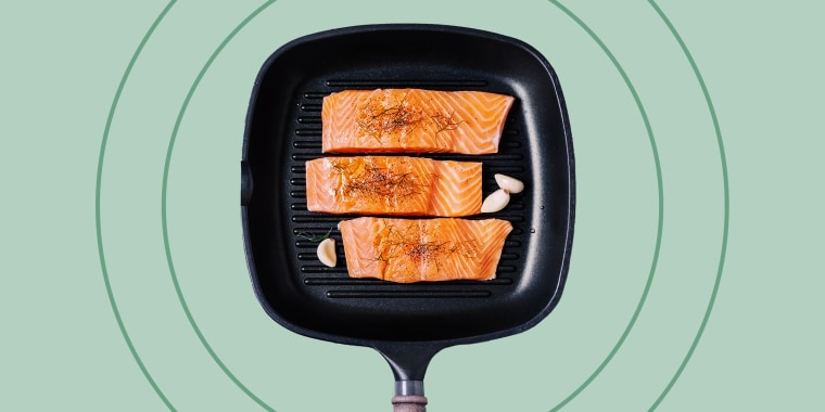 There are so many ways to enjoy salmon: Whether you roast it, grill it or sauté it, it's always undeniably delicious.
