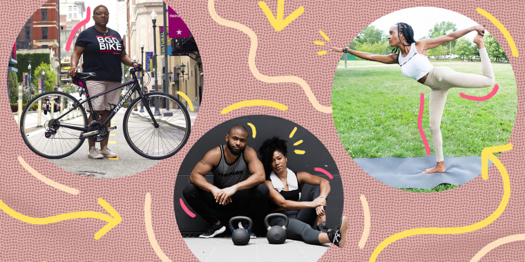 Finding Community through Fitness