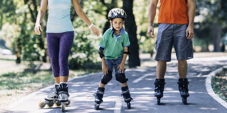 Roller blade family