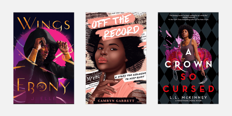 Mahogany Browne, Faridah Àbíké-Íyímídé, L.L. McKinney, J. Elle, Elise Bryant, Renée Watson and Camryn Garret are publishing books this year in which Black girls take the lead as broken and brave, warrior and wandering figures.